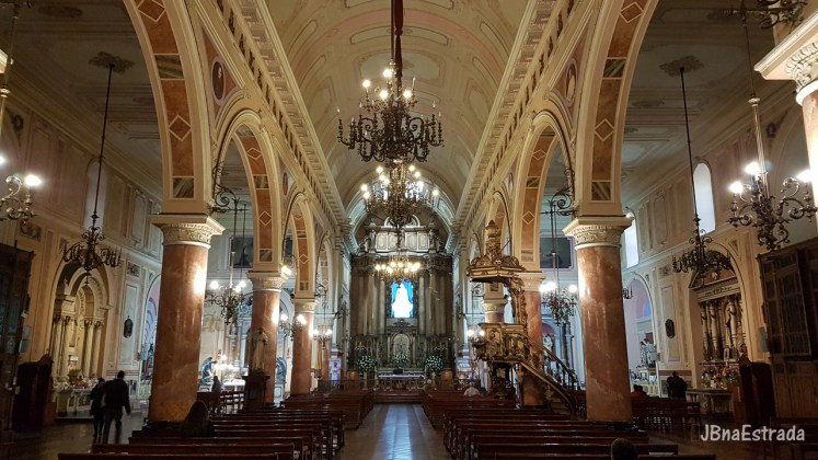 Chile - Santiago - Basilica de la Merced