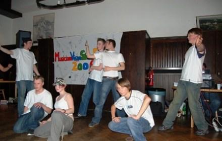 Spieleabend Boy Dance Group 2