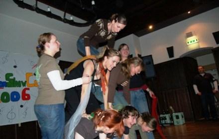 Spieleabend Floor Dance Group 2