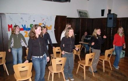 Spieleabend Girl Group 1
