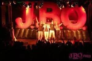 J.B.O. live (Foto: Carsten Dobschat)