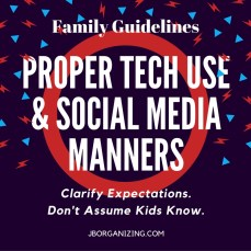 Social Media Manners