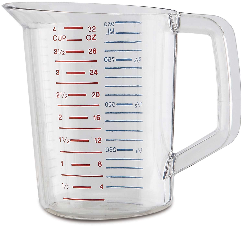 Rubbermaid Measuring Cup 1 Qt
