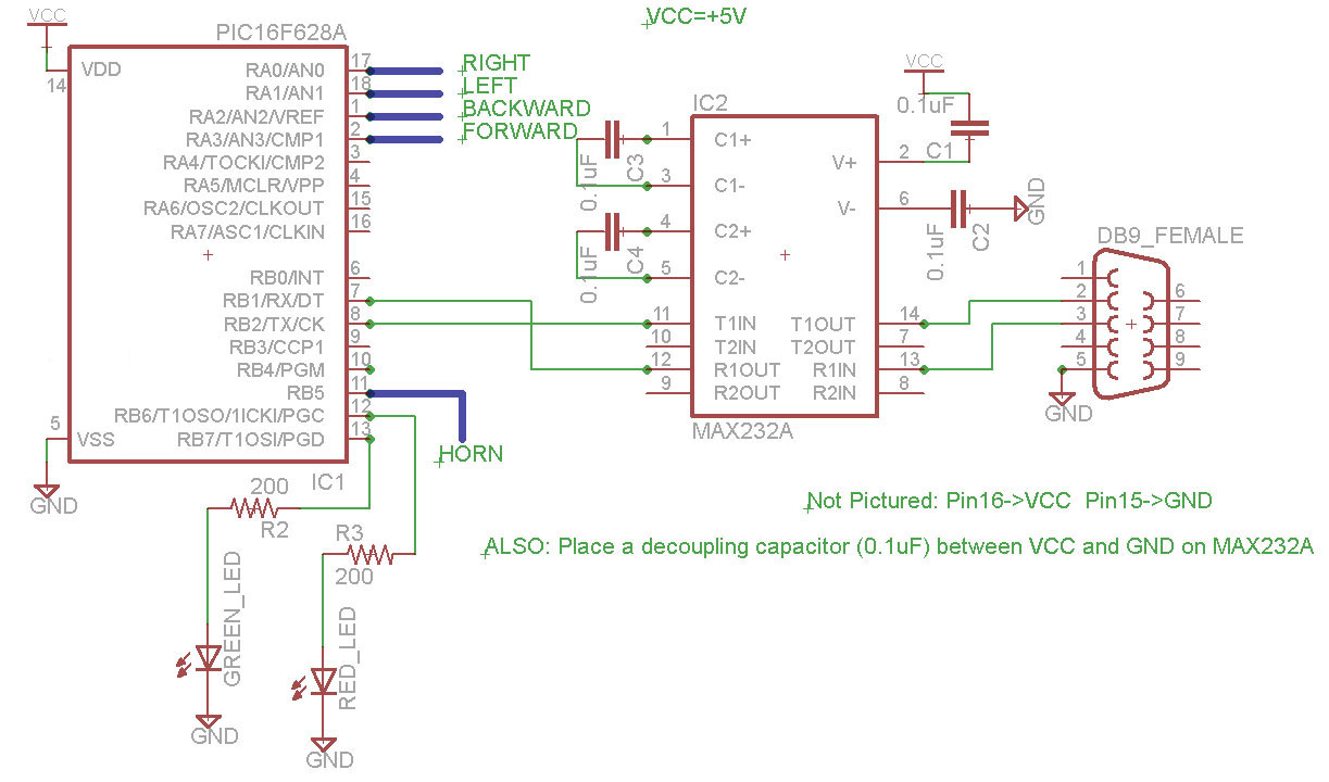hight resolution of pic schematic