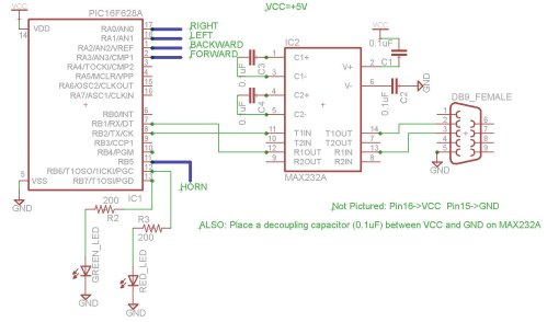 small resolution of pic schematic