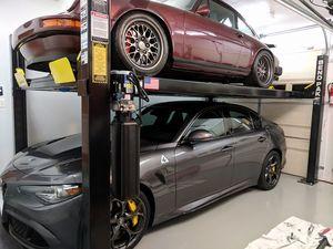 Parking Lifts  Liftmaster Ltd | JBS Equipment | News