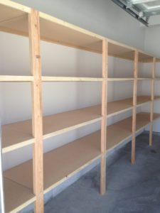 Garage Shelving American Fork Utah County UT  JB Shelving