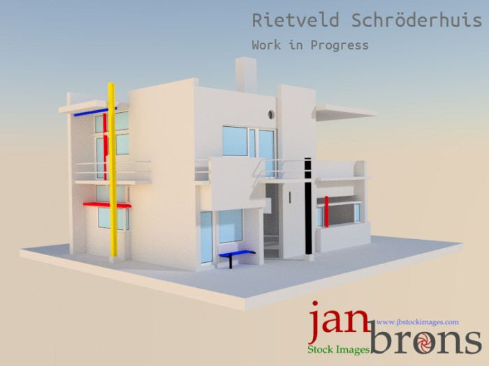 Rietveld Work in Progress