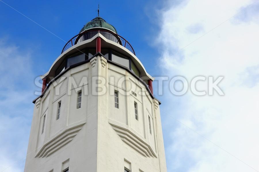 Harlingen Lighthouse - Jan Brons Stock Images