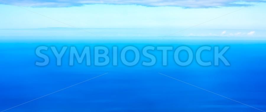 Tropical Ocean panorama - Jan Brons Stock Images