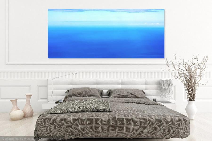 Tropisch Oceaan Panorama