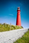 Wadden Sea - Lighthouse - Stock Image: Stock Image By Jan Brons