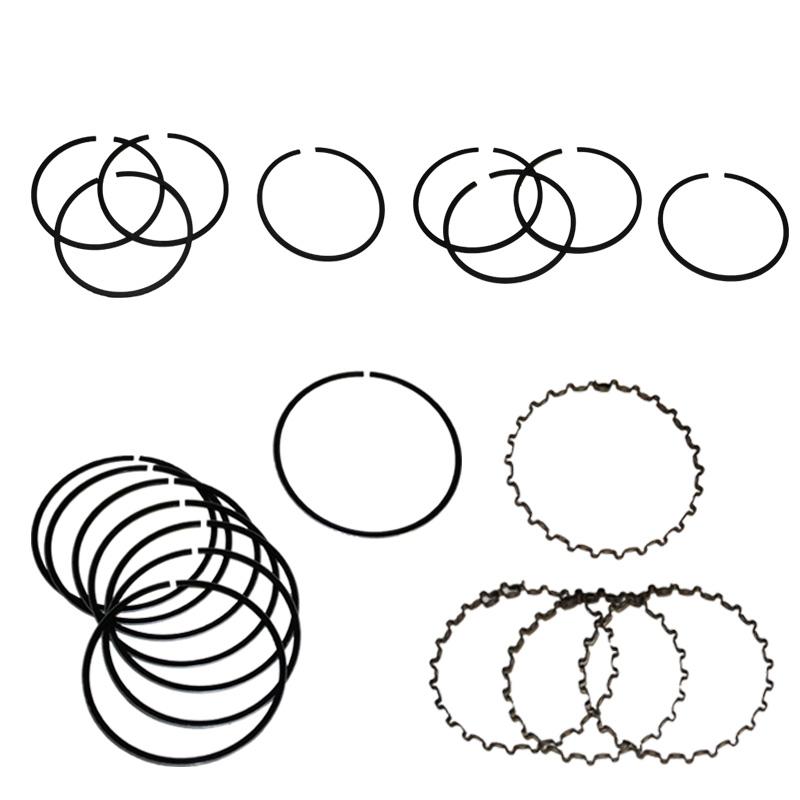 VW Piston Ring Set, 77mm, 2.5x2.5x4, 1200cc 40 Horse