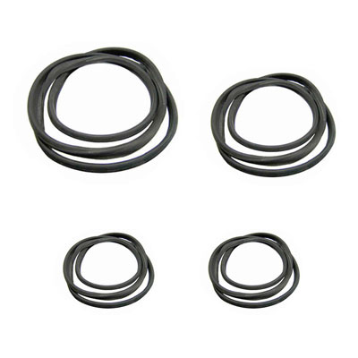 VW Window Rubber Kit, German Window Seals, Beetle/ Super