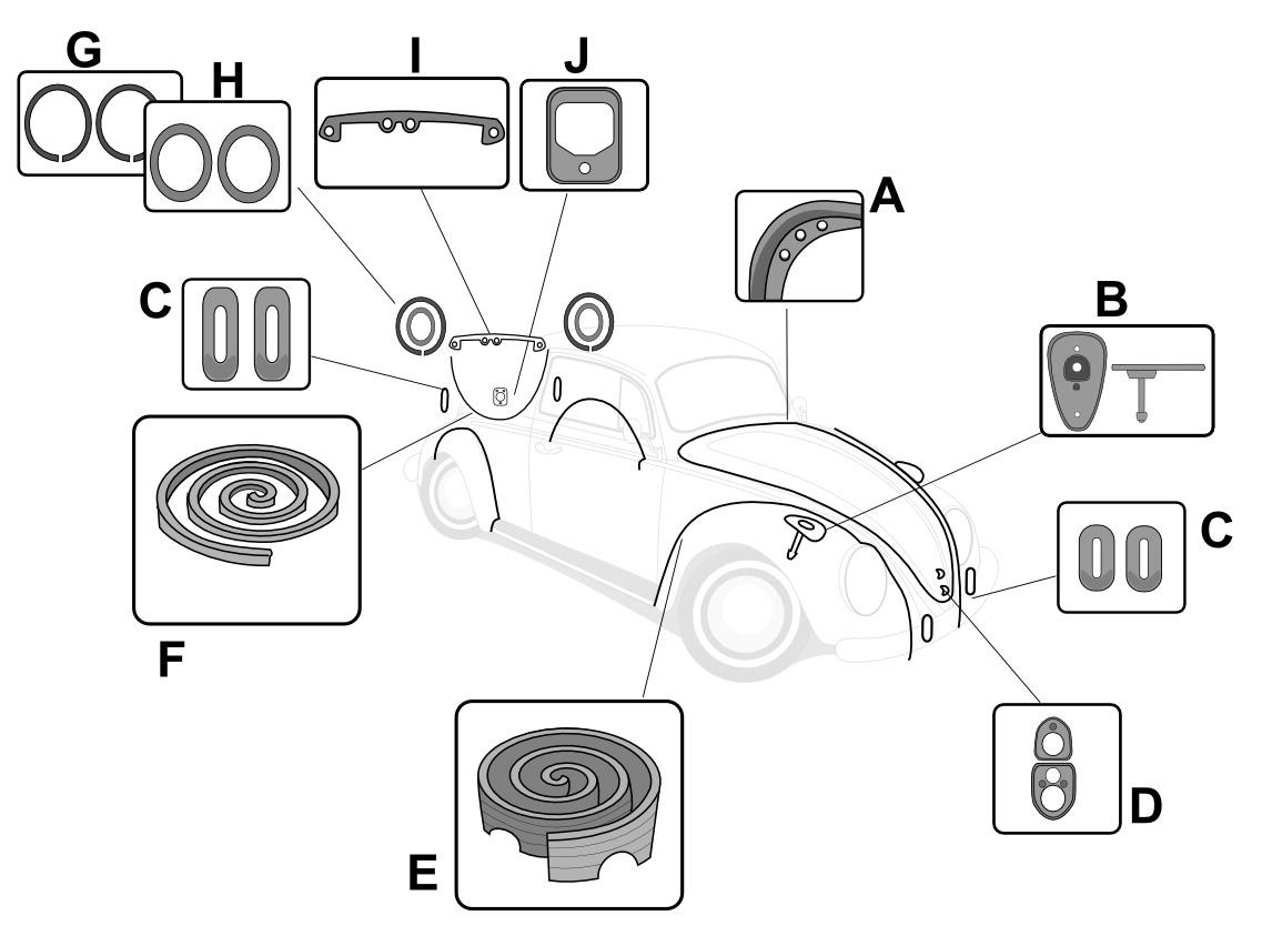 Volkswagen Beetle Engine Wiring