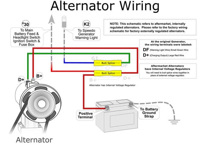volkswagen alternator wiring diagram  center wiring diagram