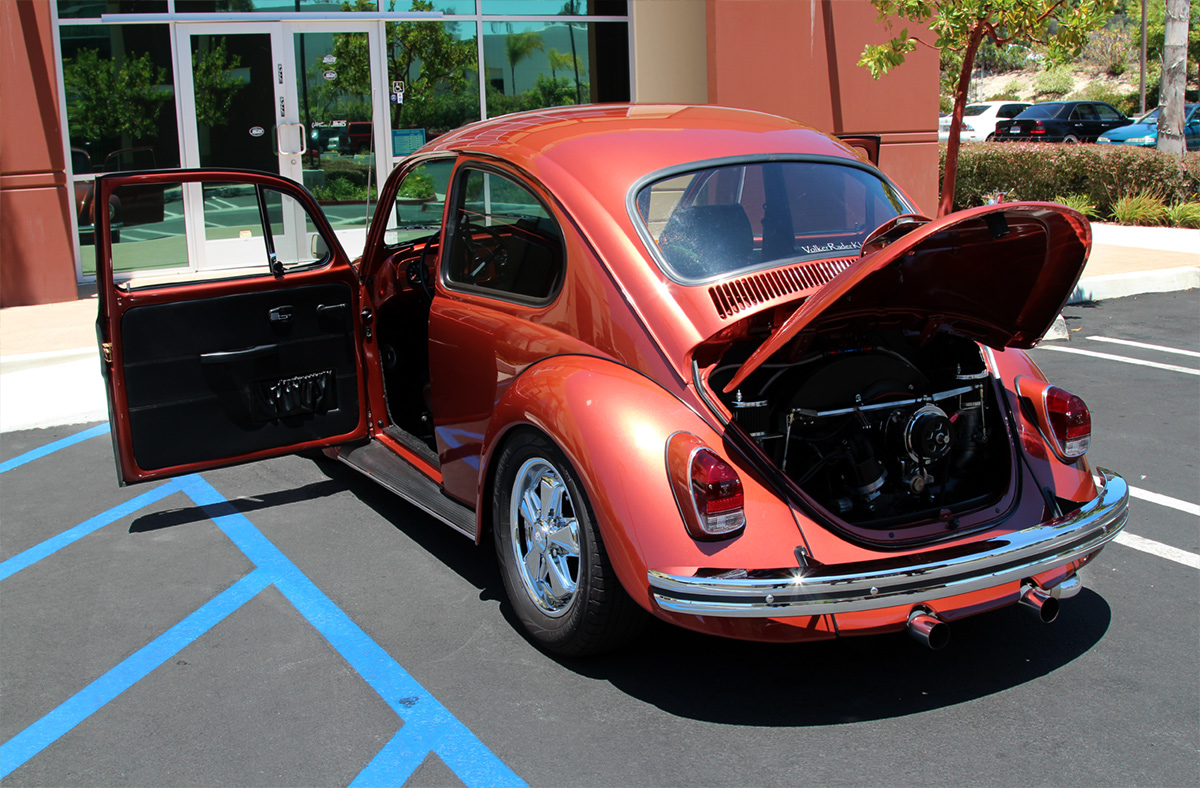Jbugs Vw Interior