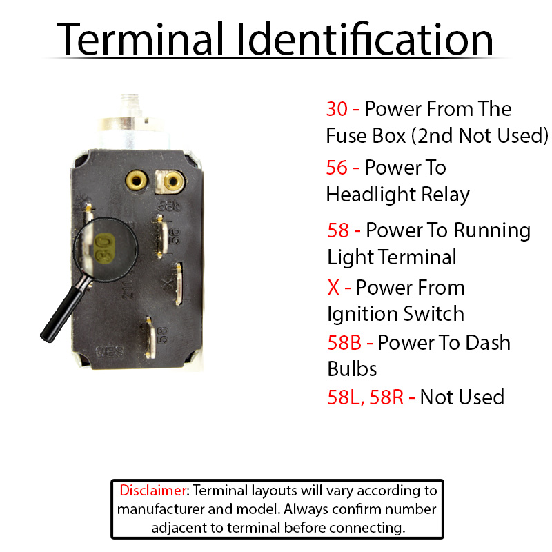 Vw Beetle Headlight Switch Wiring Headlight Switch Wiring Diagram Vw