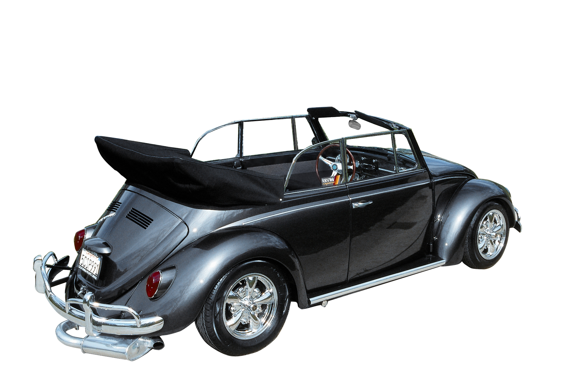 hight resolution of vw bug convertible parts