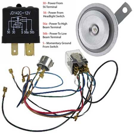 1966 vw bus wiring diagram au falcon stereo 6 to 12 volt conversion kit, beetle 1961 1966: parts | jbugs.com