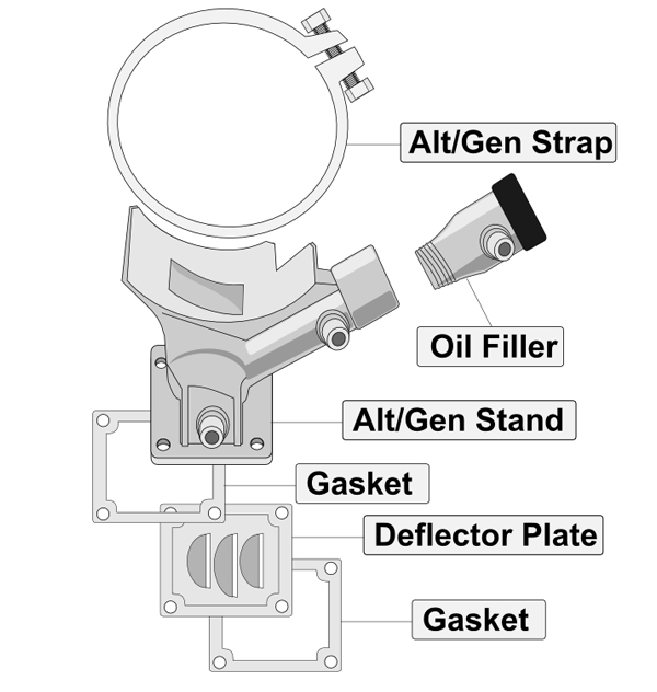 vw 1600 engine diagram money origami alternator generator starter stand