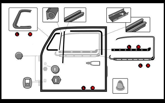 Door Rubbers & Rubber-pvc-seal-strip-for-door-window-wedge-