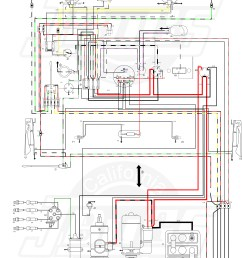 vw tech article 1955 57 wiring diagram 1979 vw bug engine wiring [ 5000 x 7372 Pixel ]