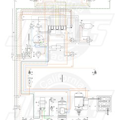 Vw Beetle Wiring Diagram 1998 Dodge Ram Sport Radio Bug Emergency Flasher Siren