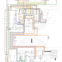 1970 Beetle Wiring Diagram Loop Vw Parking Lights Free