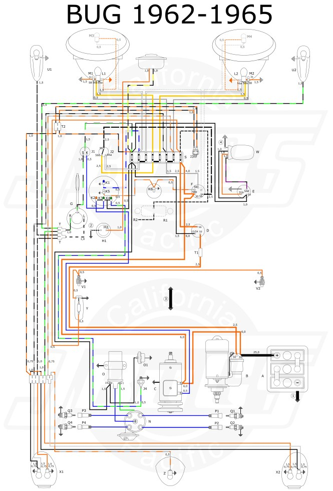 vw t25 alternator wiring diagram - wiring diagram, Wiring diagram