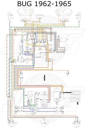 VW Tech Article 196061 Wiring Diagram