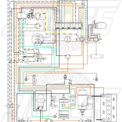 Vw Beetle Wiring Diagram Hsh Pickup Tech Article 1966 67