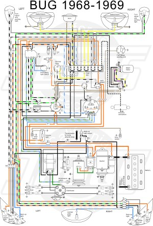 VW Tech Article 196869 Wiring Diagram
