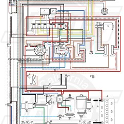 Bosch Internal Regulator Alternator Wiring Diagram Poulan Chainsaw Fuel Line 1971 Vw Data Tech Article Yamaha
