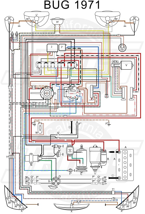 small resolution of 72 vw engine diagram wiring diagrams schema rh 89 valdeig media de vw 2 0 turbo engine diagram vw 1600 single port