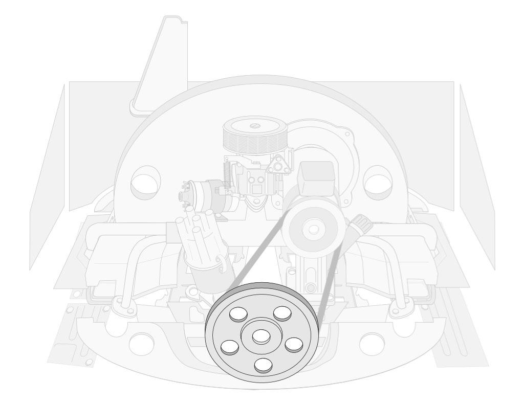 Vw Bug Engine Tin Kit, Vw, Free Engine Image For User