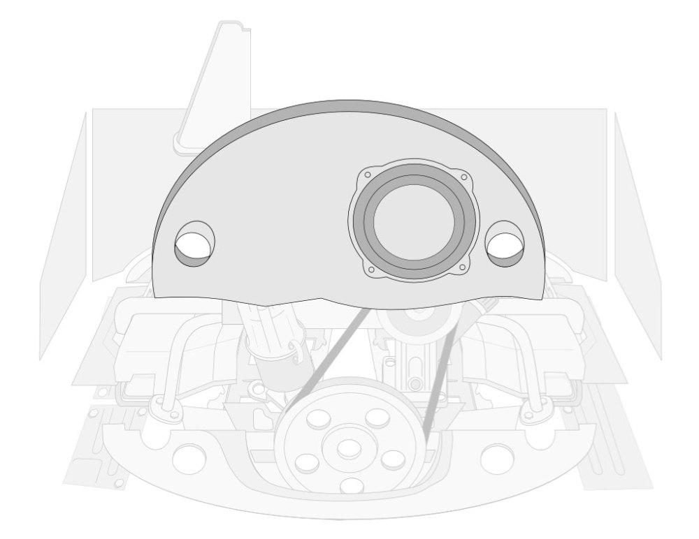 medium resolution of engine tin components