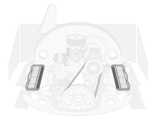 small resolution of  heater channel kits front engine tin