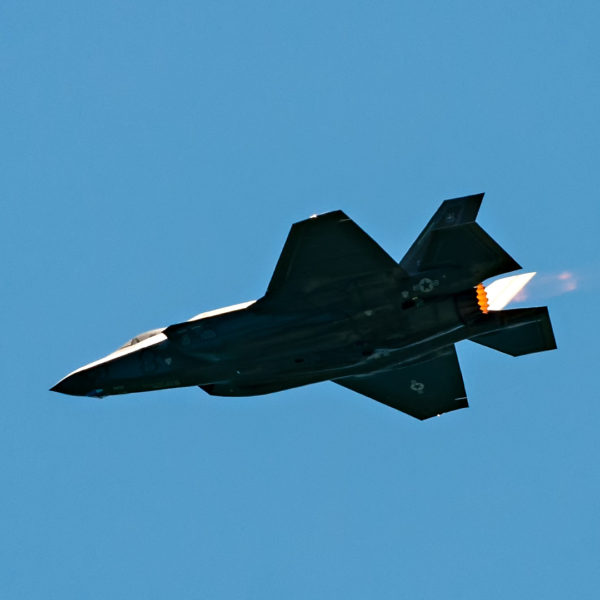 F-35 Joint Strikeforce Fighter