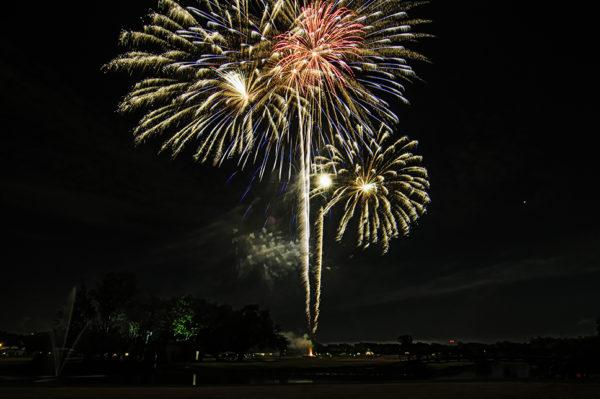 tips on shooting fireworks