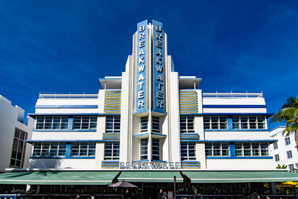 Breakwater Hotel, Miami Beach