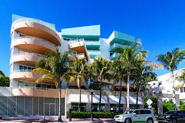 Ocean Drive Art Deco