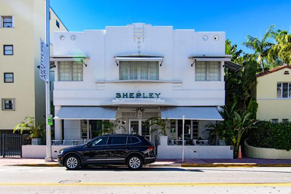 Shepley Hotel, Miami Beach