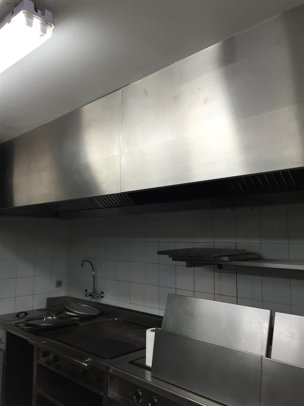 nettoyage hotte cuisine