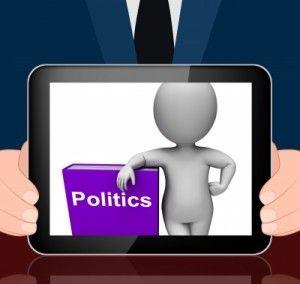 Políticos en Redes Sociales By Juan Carlos Rivera, fuente FreedigitalPhotos.net by Stuart Miles