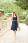 Belting Slip Dress Make Simple