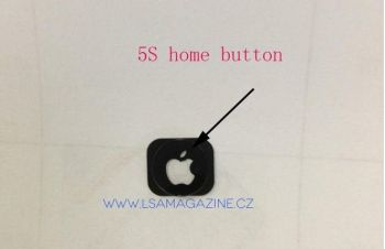 bouton accueil iphone 5s