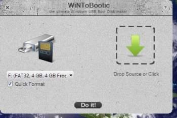 wintobootic formatage