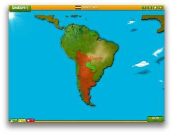 GeoExpert apprendre capitale