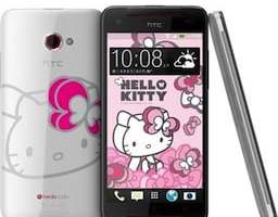 HTC Butterfly S Hello Kitty edition limitée
